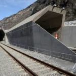 The new Gotthard Tunel
