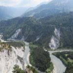 International Rhine Regulation and Rhesi in Widnau