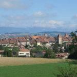 Avenches im Mittelalter