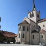 Payerne Abbey