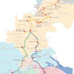 La route romaine Neckar-Alb-Aare