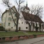 The Romanesque Church of Riehen