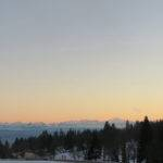 The View of the Alpes