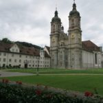 Monastery and Library St. Gall