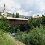 Le pont de Scuol
