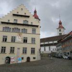 Les bâtiments historiques de Sursee